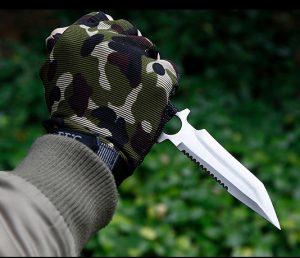 Jaka stal nierdzewna na nóż