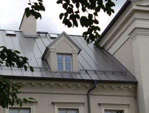 aluminium na dach