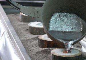 przetapianie aluminium