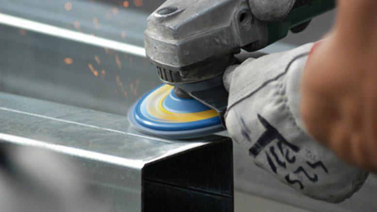 szlifowanie aluminium