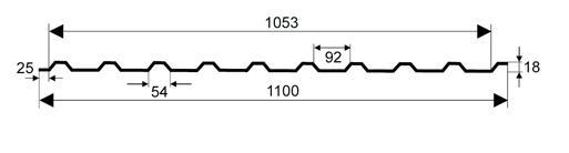 blacha trapezowa t-18